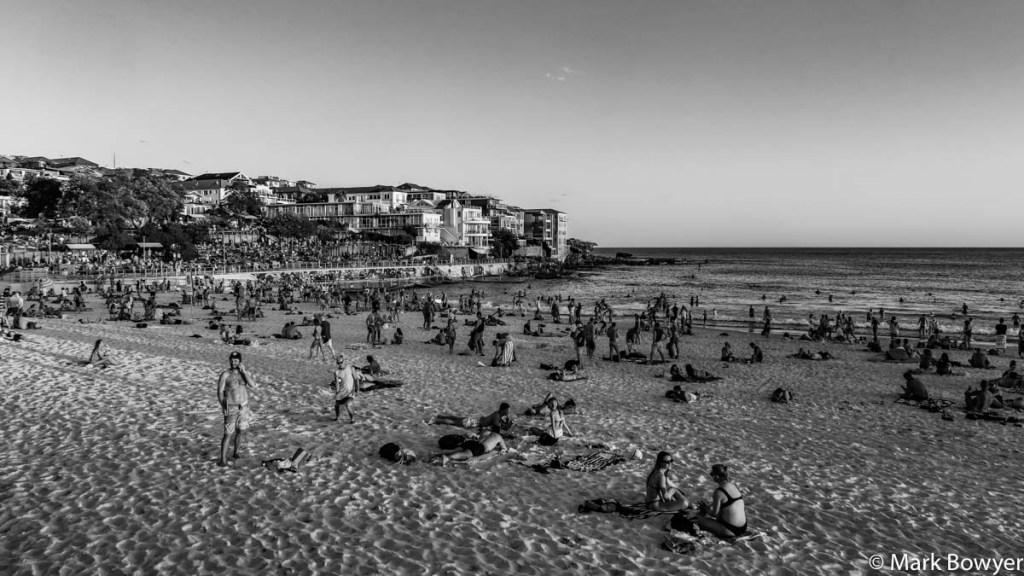 Bondi Beach - March 20 2020