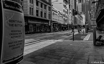 Sydney in Coronavirus